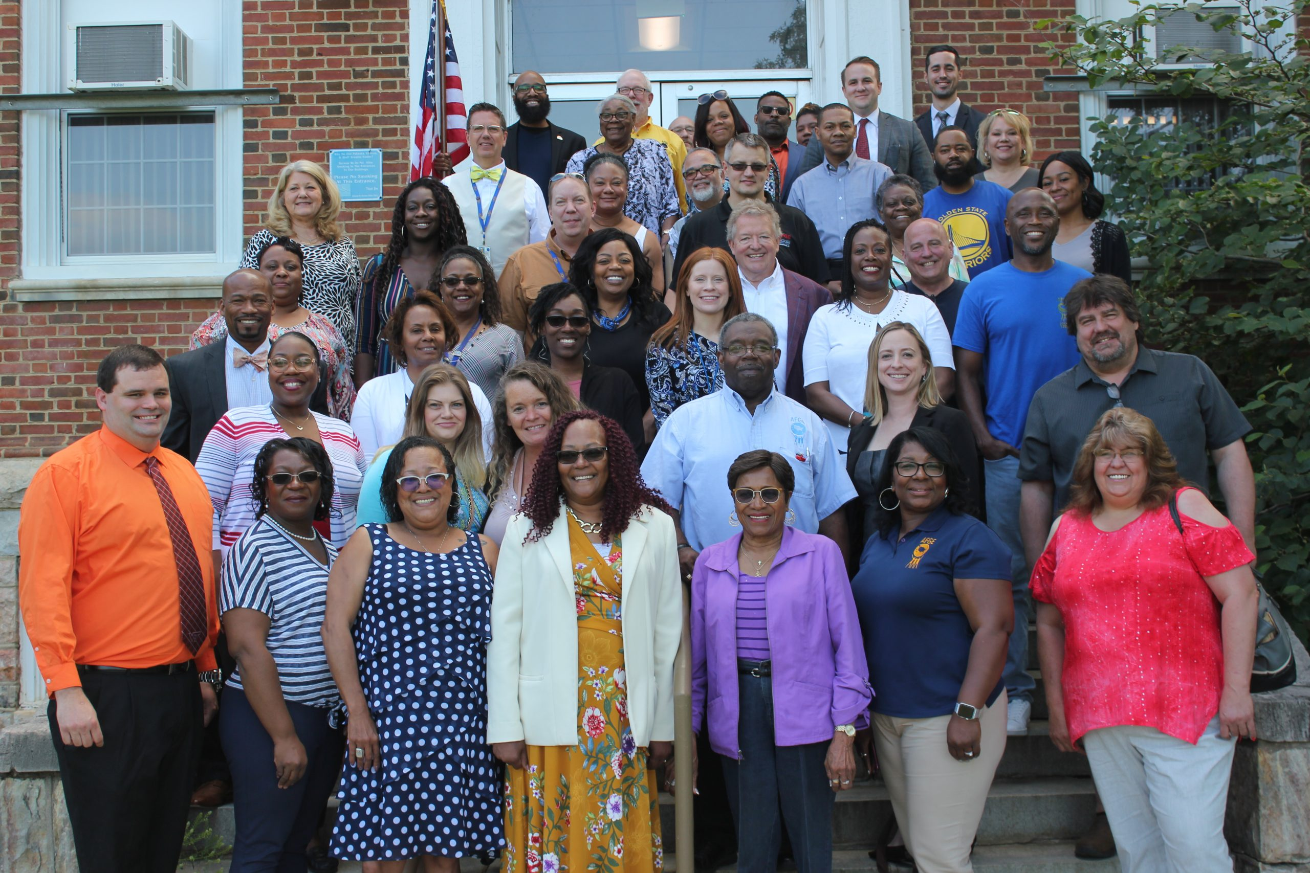 8th Annual<br> New Local Presidents' Training